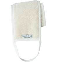 White Exfoliating Back washer