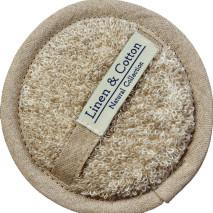 Exfoliating Linen Sponge