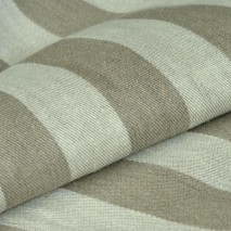 Linen Fabric, Striped
