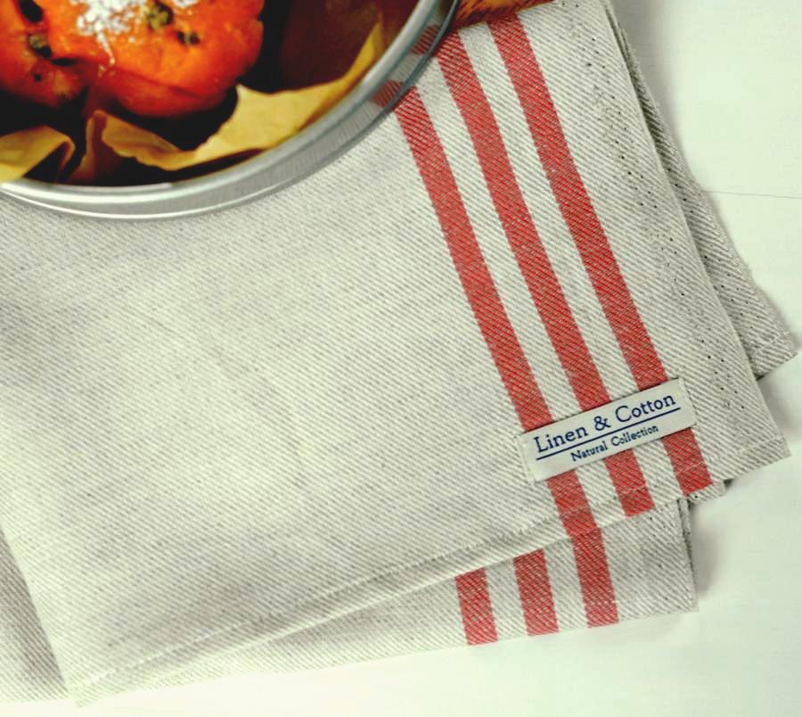Quality Tea Towels Uk: Linen & Cotton