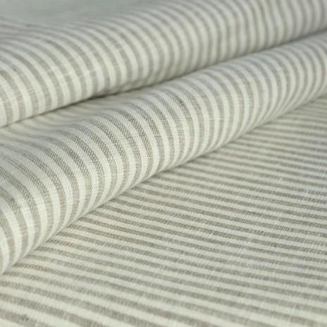 Linen Fabric, Sriped