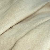 Linen Fabric, Natural