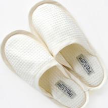 100% Linen Slippers