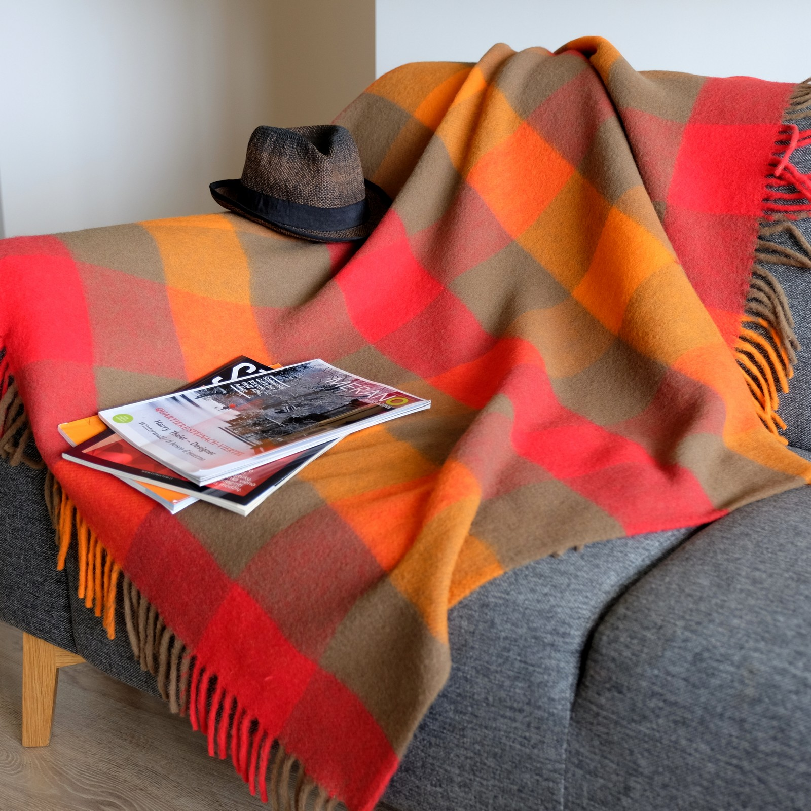 Luxury Soft Sofa Bed Throw Blanket Bolivia 100 New